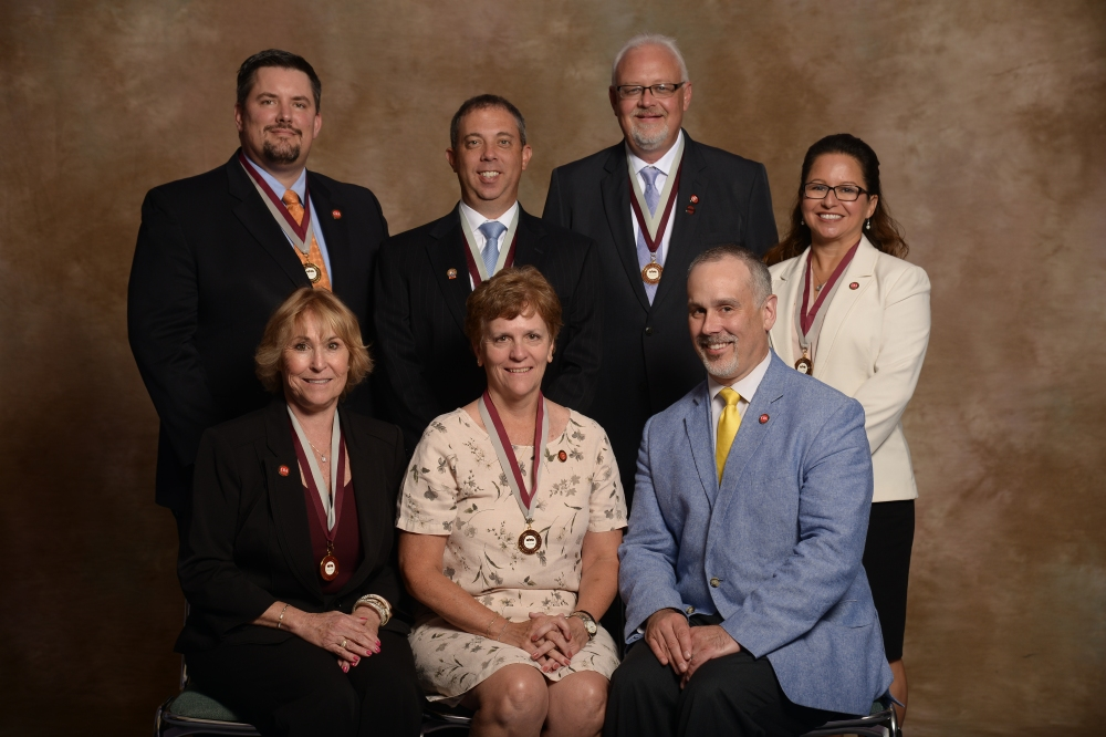 2017-2018 Education Foundation Board of Directors
